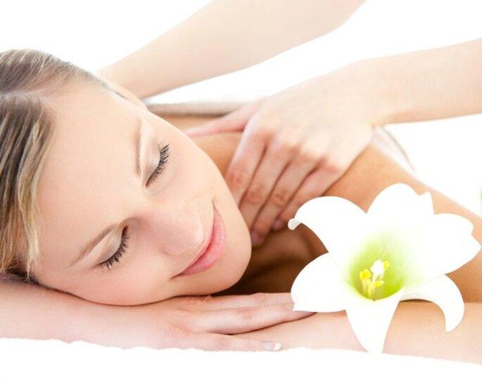 Una visita a un spa es la mejor forma de relajarse antes de la boda. Foto: Spa Estetica D'Elle