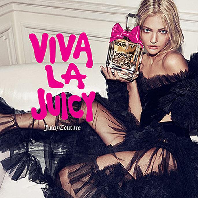 Los 12 perfumes más populares para el día de tu boda. Foto: Viva La Juicy by Juicy Couture