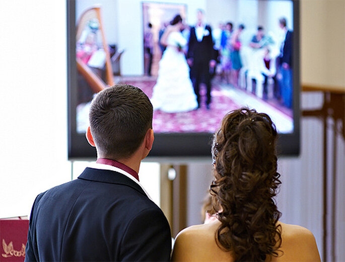 Retransmite tu boda en directo con Xamberg Online