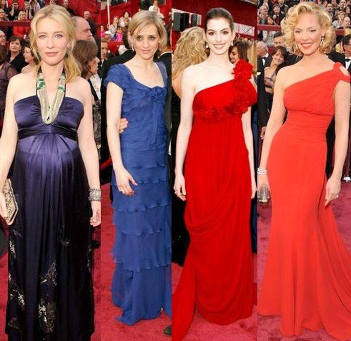 Distintos modelos de vestuario y la sencillez en las joyas