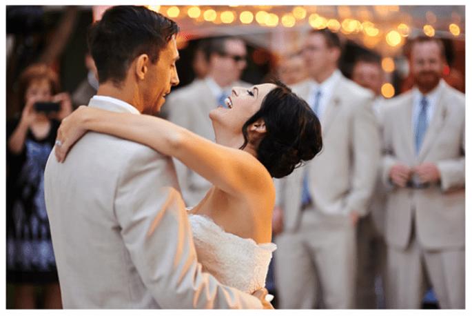 El primer baile de los novios - Paul Johnson Photography