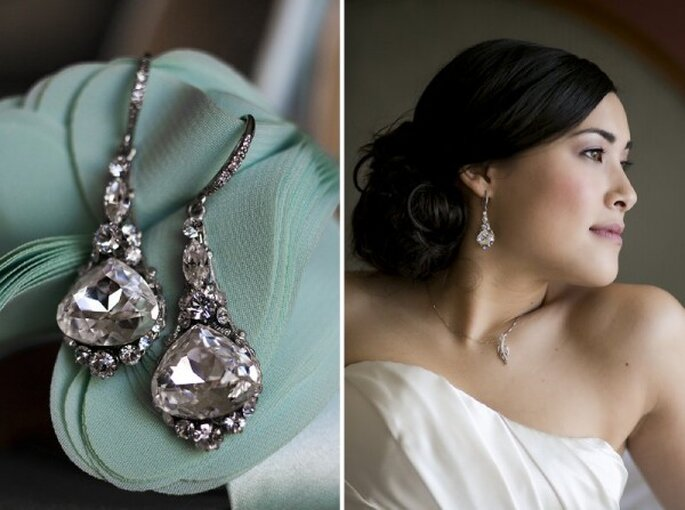Las joyas de la abuela perfecta para tu boda  - Foto Alante Photography