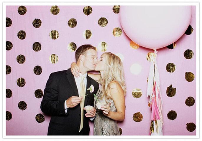 Inspiración en oro para boda. Foto de Edyta Szyszlo.