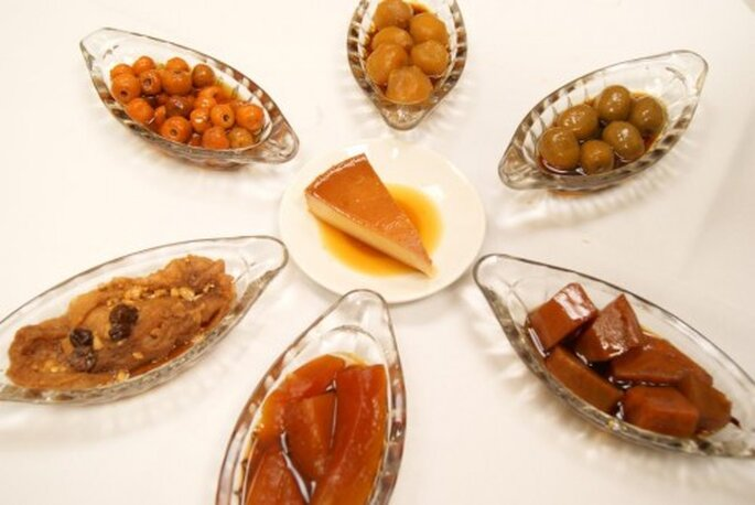 No dejes de probar los tradicionales postres de la comida yucateca en tu luna de miel - Foto Restaurante Los Almendros (Mérida, Yucatán)