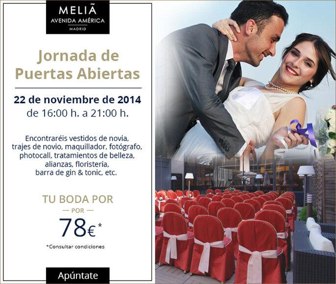 Foto: Hotel Meliá Avenida América