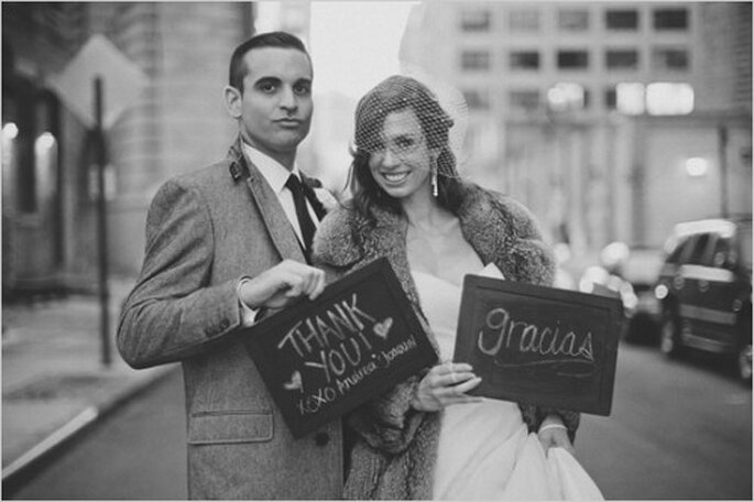 Propositos de año nuevo para novias con sentido humanitario - Foto Lev Kuperman Photography en Wedding Chicks