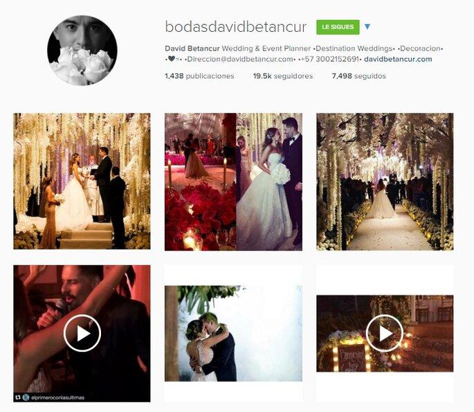 Imagen Vía Instagram David Betancur