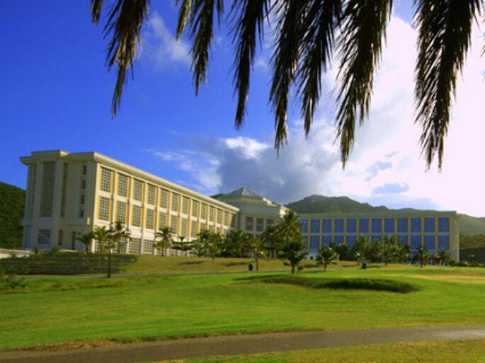 Conoce algunos de los mejores hoteles en Venezuela. Foto: Hotel Hesperia Isla Margarita