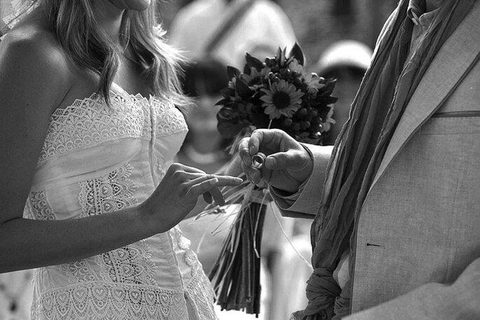 El anillo y el momento justo. Foto: Jose Cortés Cortajarena