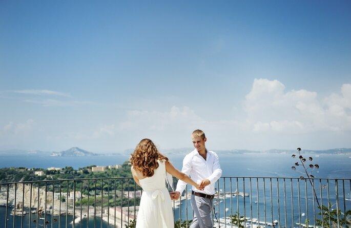 Migliori fotografi per matrimonio a Napoli