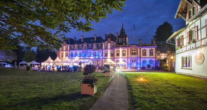 Le Château de Pourtalès