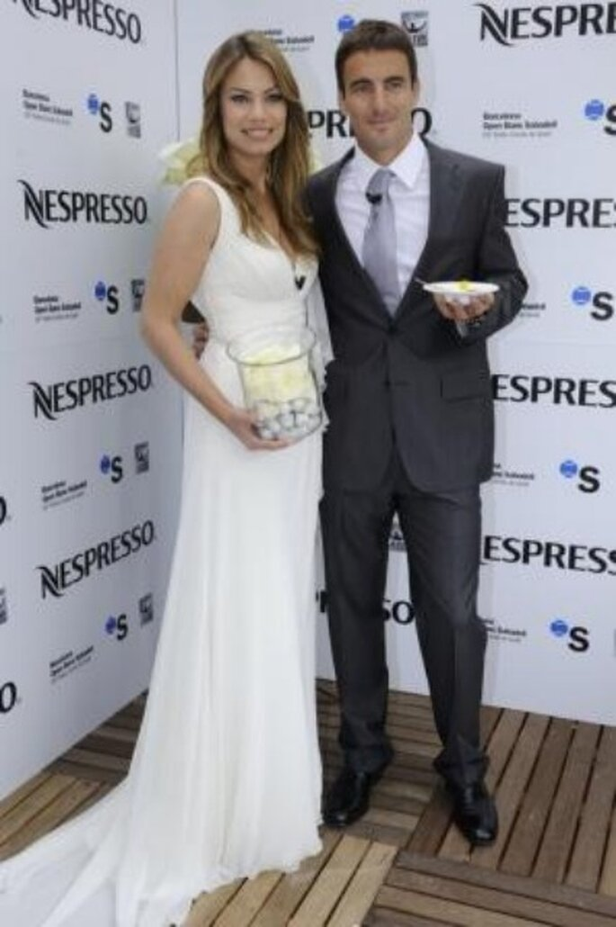 Primera boda gastronómica de Nespresso