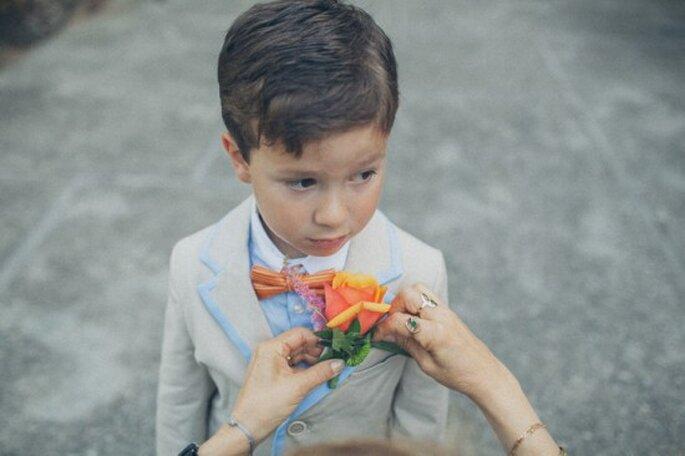 Decoración para boda. Foto de OneLovePhoto.com.