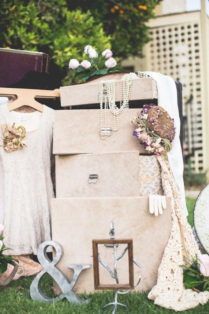 Inspiración para una boda romántica - Fotos de Koman Photography