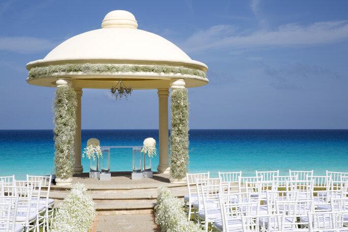 Cancún: Marriott Casa Magna y JW Marriott Cancún