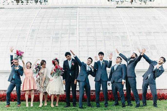 4 razones por las que NO deberías comparar tu boda con la de alguien más. Foto- Steve Cowell