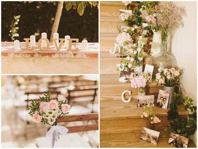 escoger las flores de tu boda