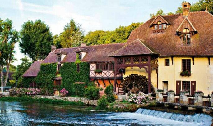 le - Moulin De Fourges Mariage
