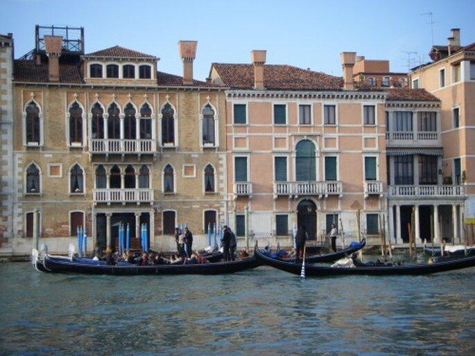 Luna de miel en Venecia. Italia. Foto: Gaby Gómez