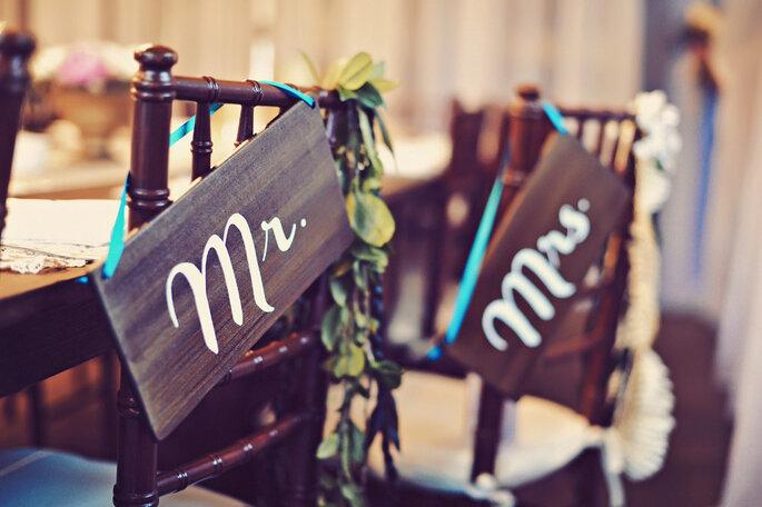 Originales dieas para decorar sillas - Tamiz Photography