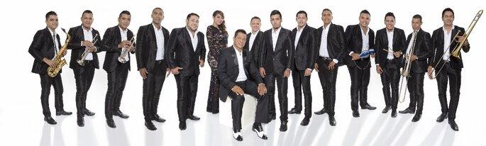 Foto: La Sensación Orquesta