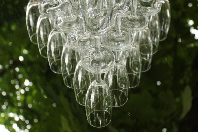 Pyrammide de verres...