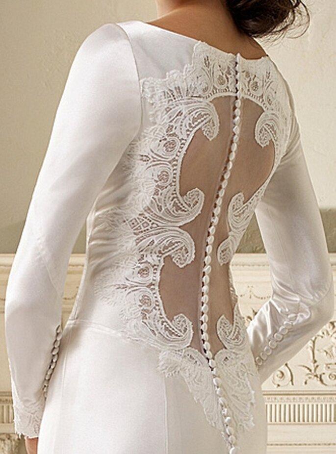 Replica de Alfred Angelo del Vestido de novia de Bella Swan