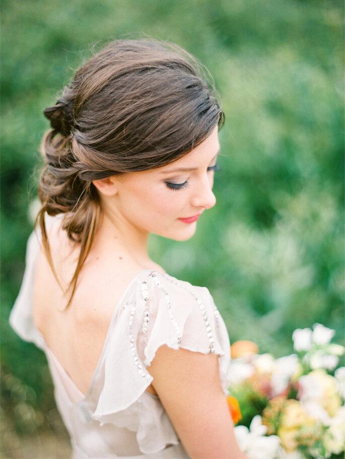 Peinados románticos 2016 - Daniel Kim Photography