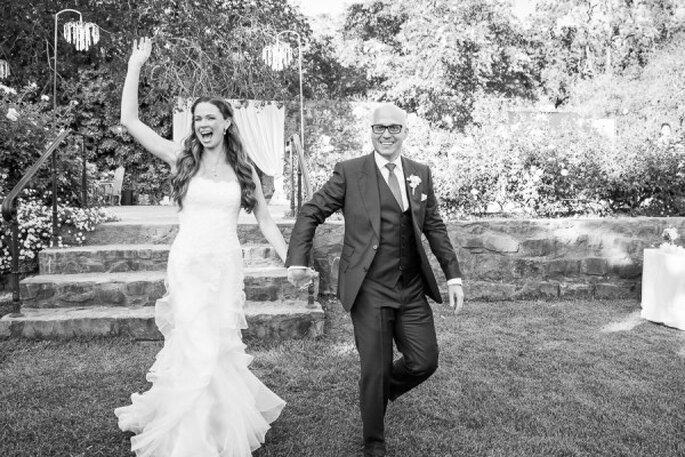 10 cosas que toda novia tiene que saber antes de la boda - Foto Kate Webber Photography