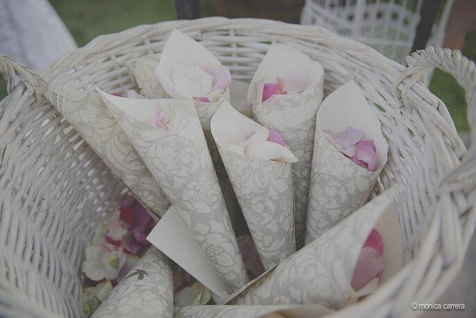 Streuen Sie Blumen oder sorgen Sie für Seifenblasen – Foto: Monica ...