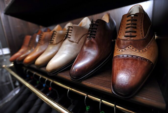 Chaussures, Déclaration Mariage