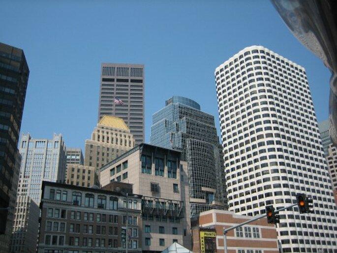 Flitterwochen für moderne Paare: Boston. Foto: Linda Dahrmann / pixelio.de