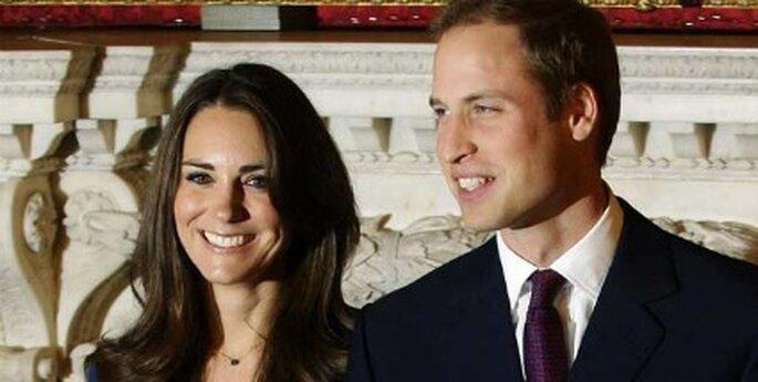 Luna de miel de Guillermo y Kate Middleton