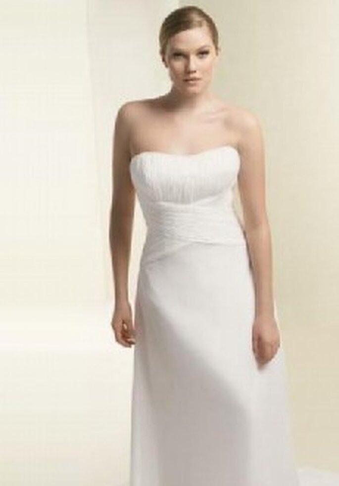 Colección de vestidos de novia para nosotras White One 2011