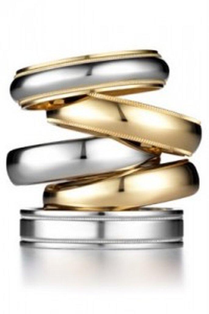 Alianzas para bodas 2010.