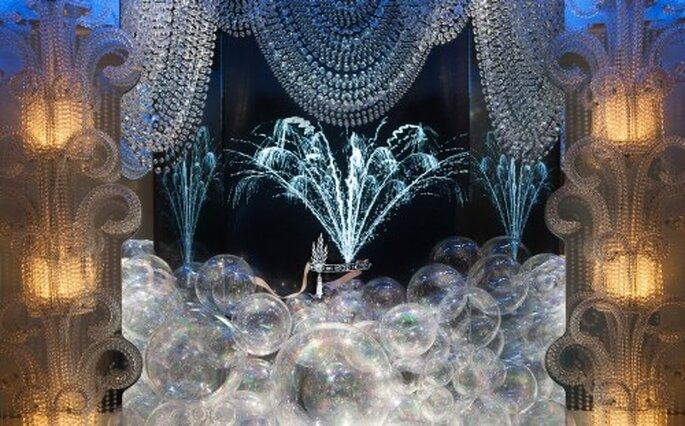 """Vals de bodas inspirado en la banda sonora de """"The Great Gatsby"""" - Foto Tiffany & Co. Facebook"""