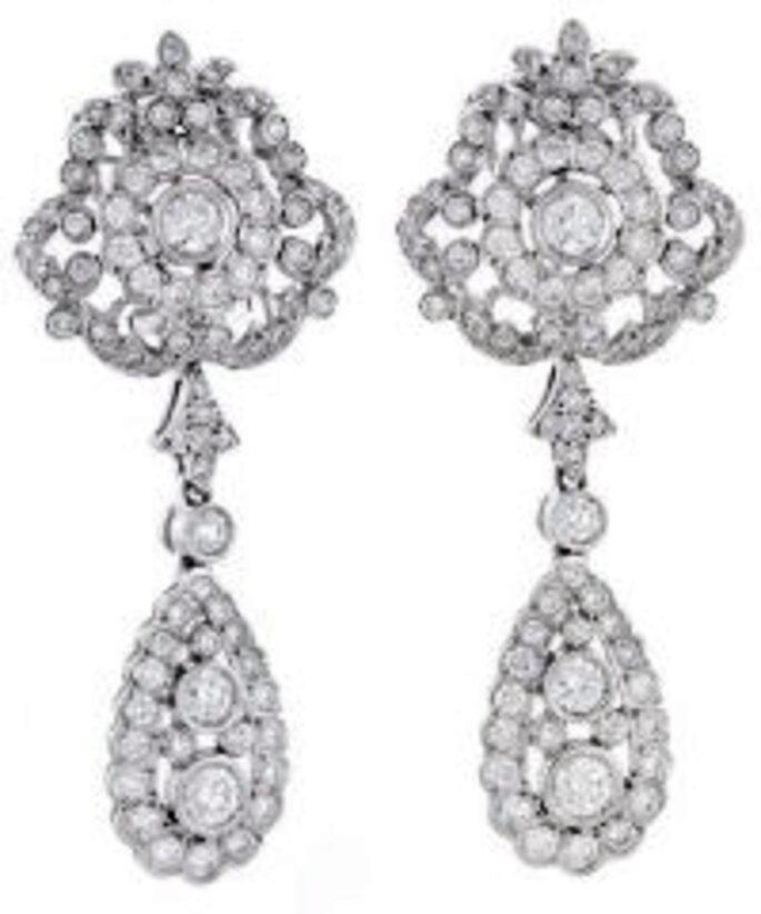 Gayubo apuesta por unos bellos diamantes en una armazón de oro blanco