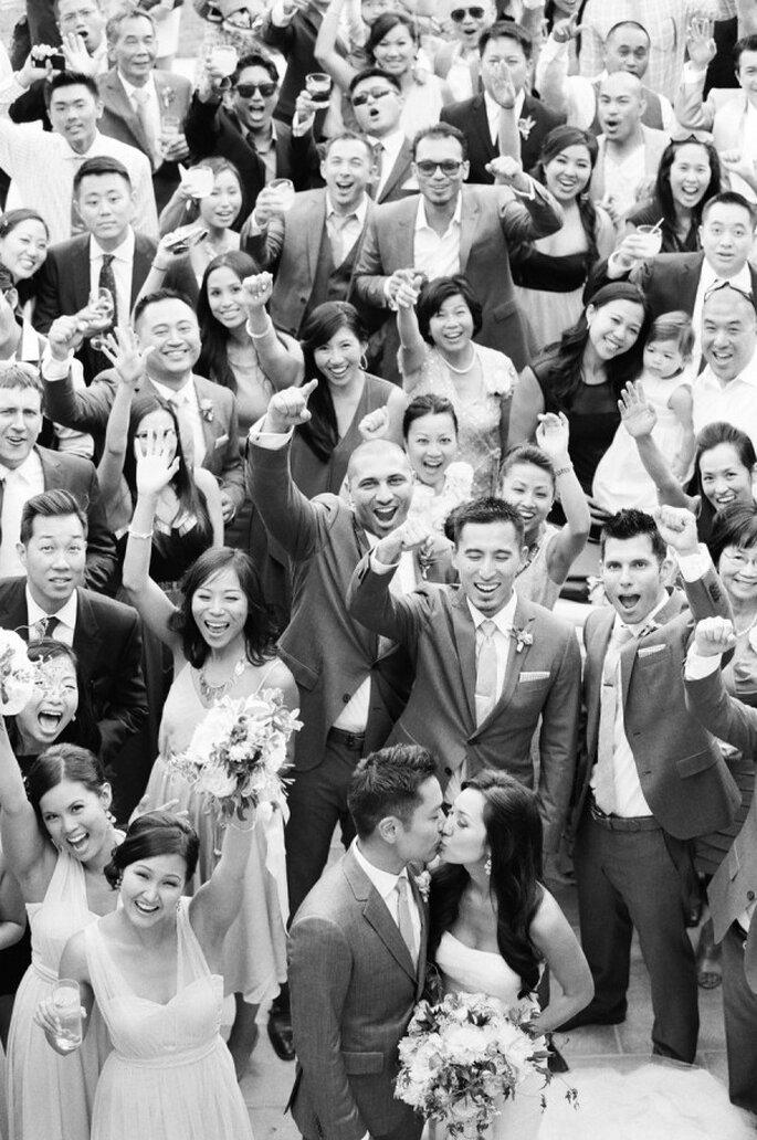 9 personas que no tendrías por qué invitar a tu boda - KT Merry Photography