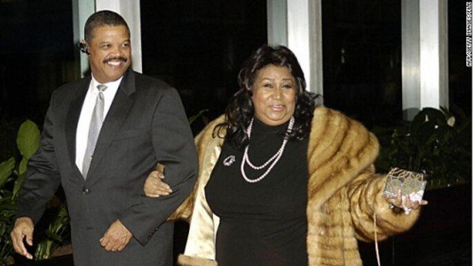 Aretha Franklin comprometida