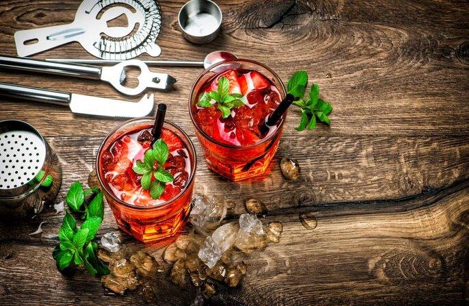 Cria Drinks Bar. Foto: divulgação