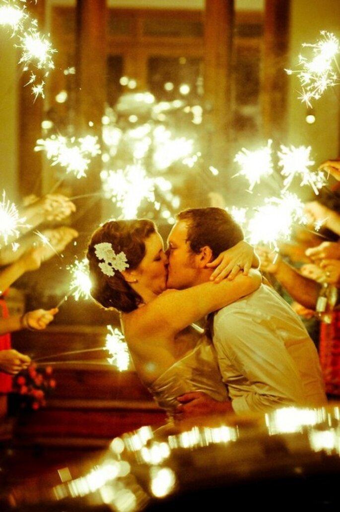 Nozze in estate o in inverno? Foto: Trendy Wedding