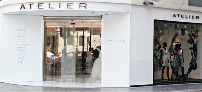Lujo y exclusividad en atelier la nueva tienda de - Atelier valencia ...