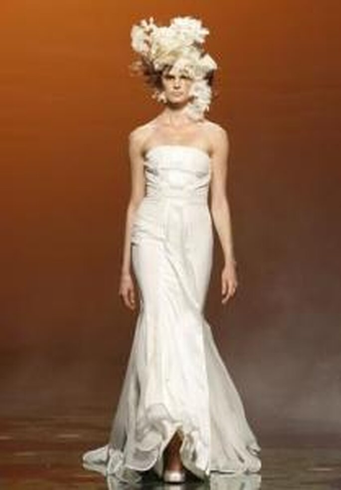 Vestido de Noiva Vittorio & Lucchino 2010
