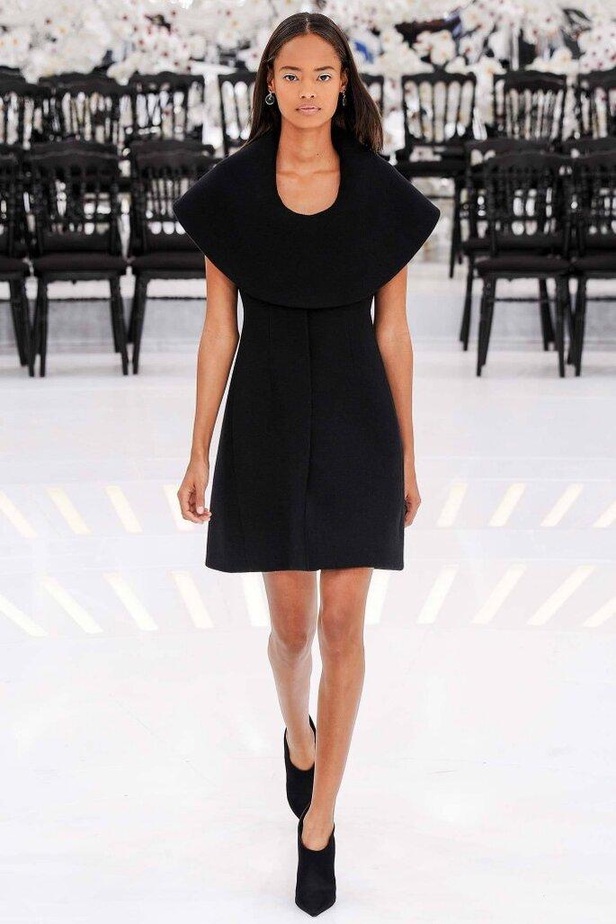 Riqueza histórica desde la colección de Christian Dior Haute Couture 2014