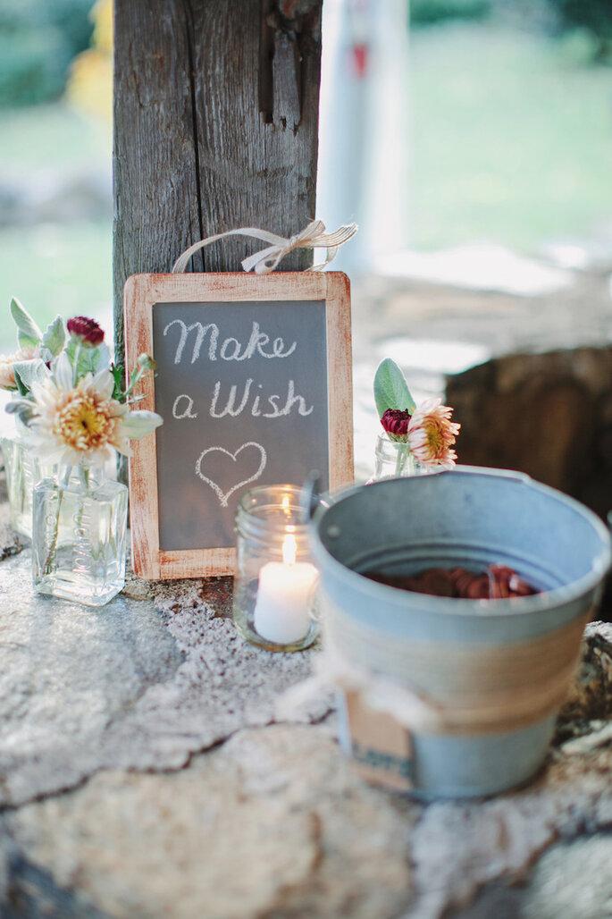 Cómo decorar una boda rústica en 2015 - Ciro Photography