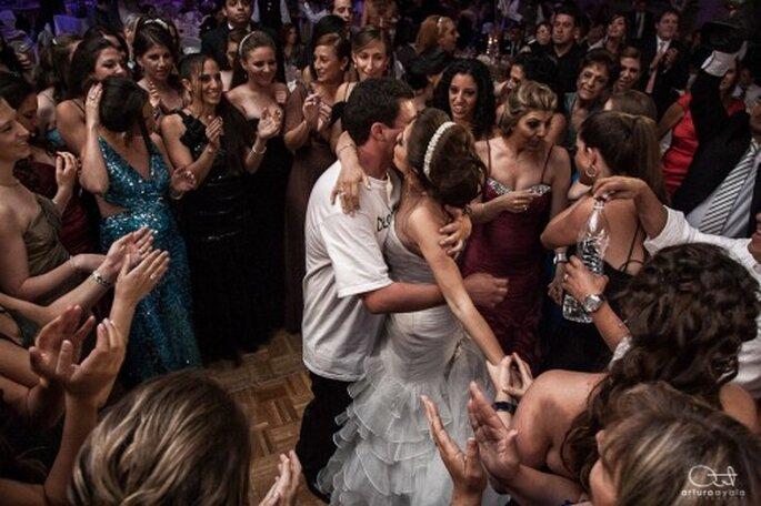 Elige al mejor fotógrafo de bodas judías para tener una ceremonia memorable - Foto Arturo Ayala