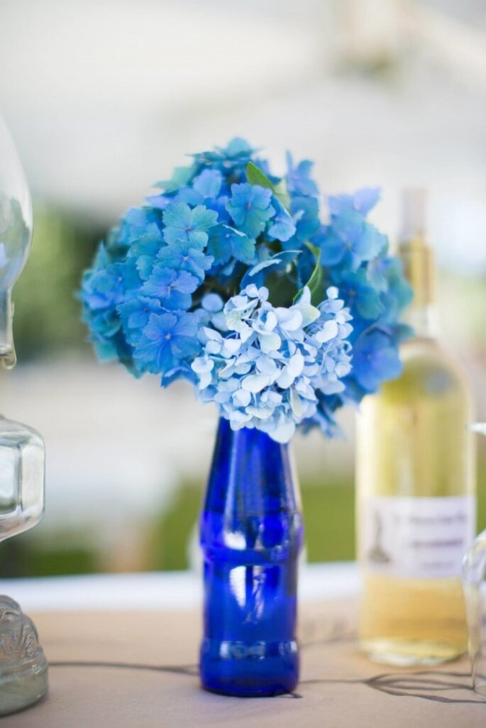 Los colores perfectos para decorar una boda en 2015 - Foto Nomo Akisawa