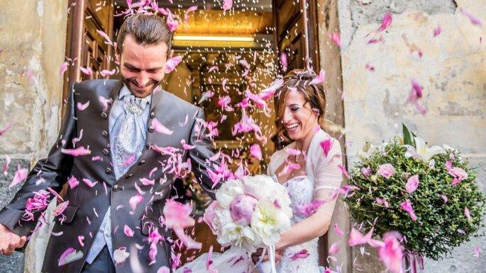 Leonora & Dario Mazzoli Wedding Photographer