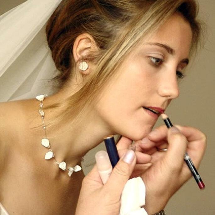 Perfila tus labios para darles forma