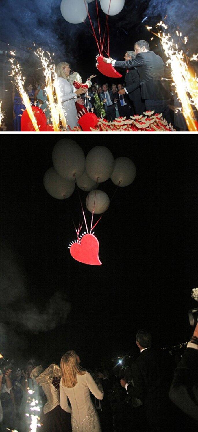 Actividades significativas al terminar la boda - Foto Rosa Clará